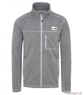 Sweter Męski The North Face Gordon Lyons FZ  grey