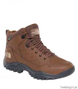 Buty Męskie The North Face Storm Strike WP brown/grey