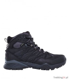 Buty Męskie The North Face Hedgehog Hike II MID GTX black/grey