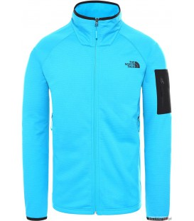 Bluza Męska The North Face Borod FZ blue/navy