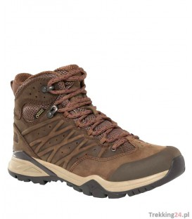 Buty damskie The North Face Hedgehog Hike II Mid GTX brown