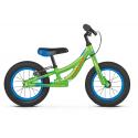 """Kross Kido 2020 Rower dziecięcy 12"""" zielony - pomarańczowy - połysk"""