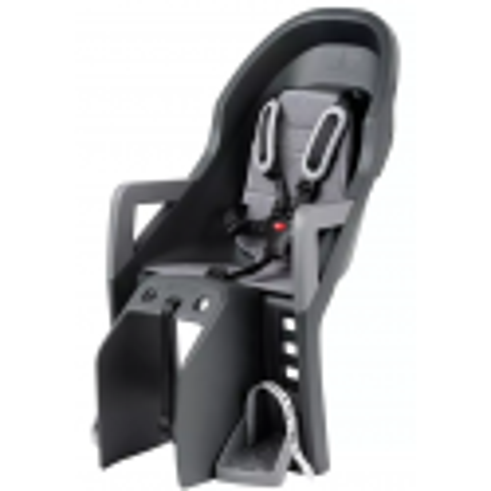 Kross Guppy RS fotelik rowerowy szary
