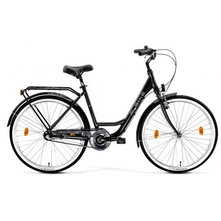M-Bike Cityline 328 2021 Czarny Mat