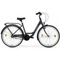M-Bike Cityline 328 2021 Matowy Szary Niebieski