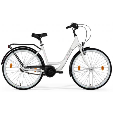 M-Bike Cityline 328 2021 Biały Mat