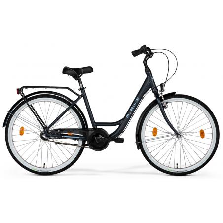 M-Bike Cityline 326 2021 Szary Niebieski