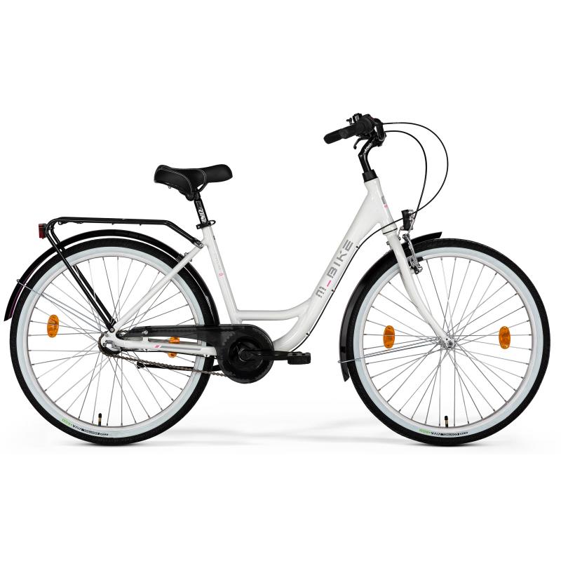 M-Bike Cityline 326 2021 Biały