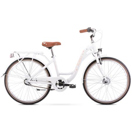 Rower Dziecięcy Romet Panda 2 2021 Biały