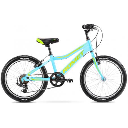 Rower Dziecięcy Romet Rambler 20 Kid 1 2021 Niebieski