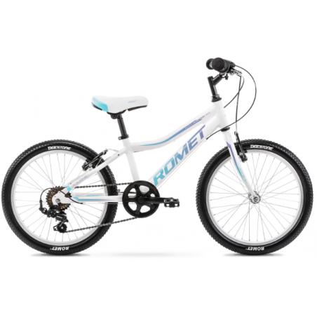 Rower Dziecięcy Romet Jolene 20 Kid 1 2021 Biały