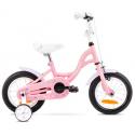 Rower Dziecięcy Romet Tola 12 2021 Różowy