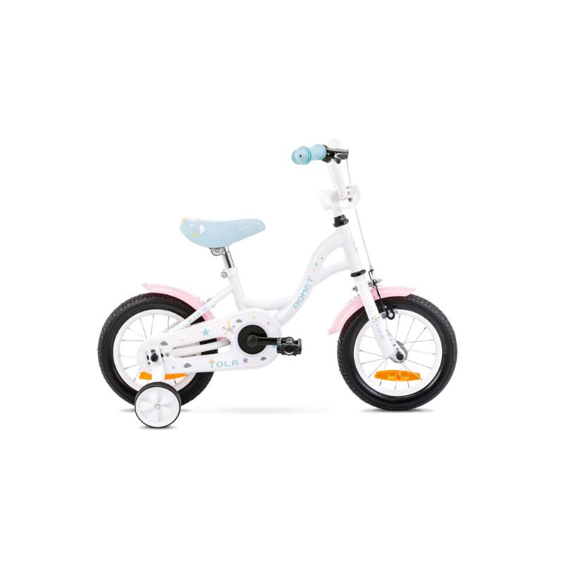Rower Dziecięcy Romet Tola 12 2021 Biały