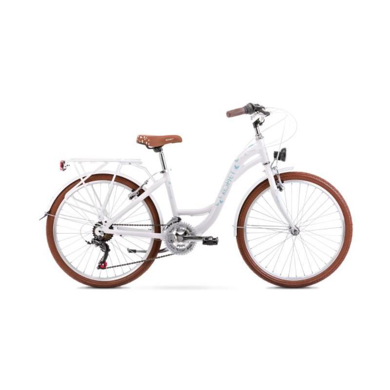 Rower Romet Panda 1.0 2020 biały