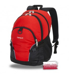 Plecak Campus Kornat 30l KORNAT_BLACK_RED Campus