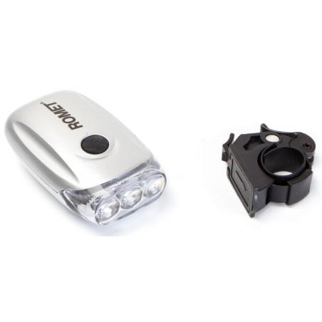 Romet 3-LED MOD. JY-567 lampka przednia