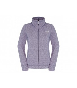 Sweter Damski The North Face Crescent Sunset FZ Fioletowy C793E0Q The North Face