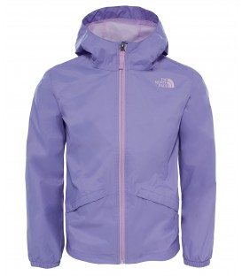 Kurtka Dziecięca The North Face Zipline Rain JKT Fioletowa T92U3FNXT The North Face
