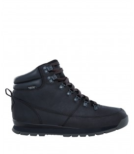 Buty Męskie The North Face Back To Berkeley RL Czarne cdl0kx8 The North Face