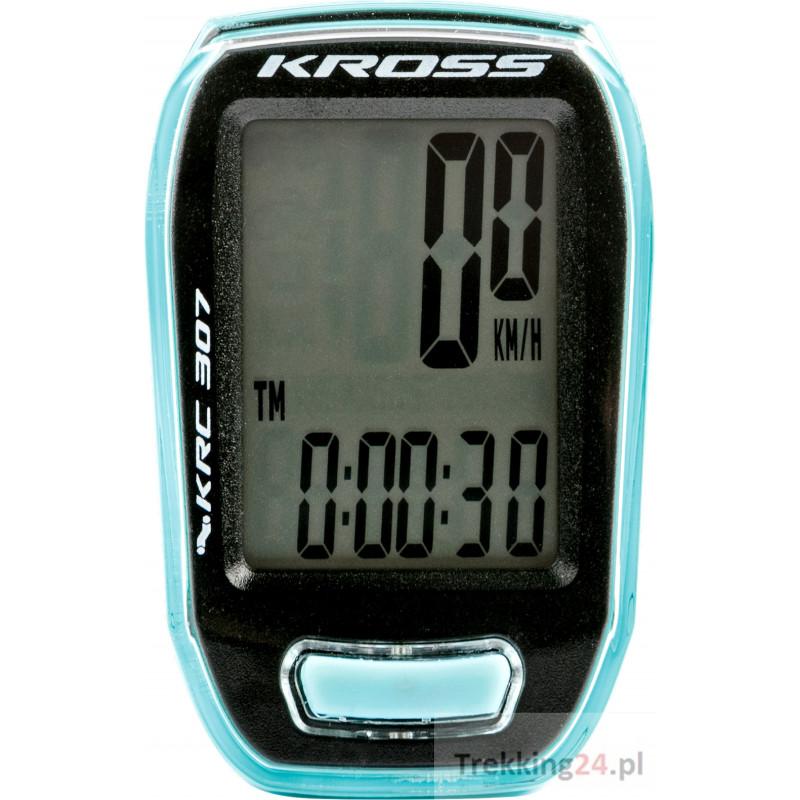 Licznik Rowerowy Kross KRC 307 T4CLI000139BLBK