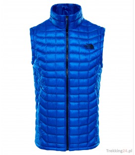 Kamizelka Męska The North Face Thermoball Vest Niebieska T93BRGWXN The North Face