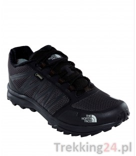 Buty Męskie The North Face Litewave Fastpack GTX Czarne T93FX4C4V The North Face