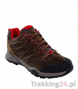 Buty Męskie The North Face Hedgehog Hike II GTX Brązowe T939HZ4DC The North Face