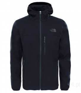 Softshell Męski The North Face Nimble HD Czarny T92XLBJK3 The North Face
