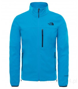 Softshell Męski The North Face Nimble HD niebieski T92XLBNXS The North Face