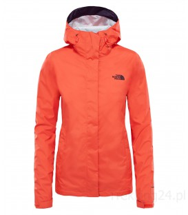 Kurtka Damska The North Face Venture Jacket czerwona T92VCRH9K The North Face