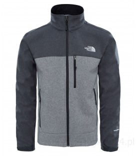 Softshell Męski The North Face Apex Bionic JKT czarno szary T0CMJ2MGL The North Face