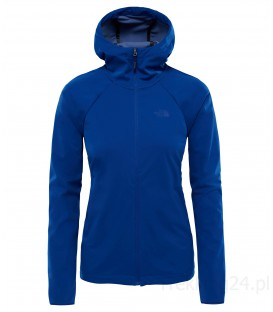 Softshell Damski The North Face Inlux HD Niebieski