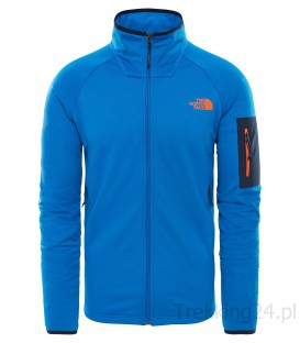 Bluza Męska The North Face Bordo FZ niebieska T92VE17KR The North Face