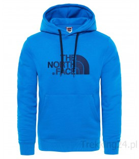 Bluza Męska The North Face Drew Peak Plv HD Niebieska T0AHJYLUU The North Face