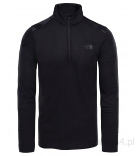 Bluza Męska The North Face Versitas 1/4 Zip Czarna T93F5WJK3 The North Face