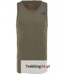 Bezrękawnik Męski The North Face M BTW Tank Zielony T93F2FHCJ The North Face