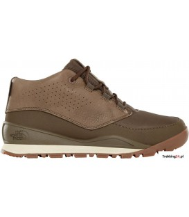 Buty Męskie The North Face Edgewood Chukka Zielone T933175UJ The North Face