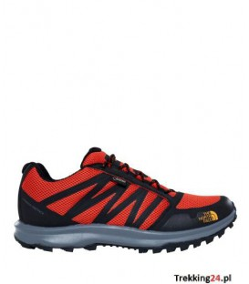Buty Męskie The North Face Litewave Fastpack GTX Pomarańczowe T92Y8UTHU The North Face