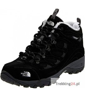 Buty Damskie The North Face Snow-Drift Mid Czarne AWML0K6 The North Face