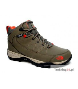 Buty Damskie The North Face Storm Strike Brązowe T92T3TN5B The North Face