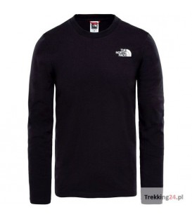 Koszulka Męska The North Face Easy Tee czarna T92TX1JK3 The North Face
