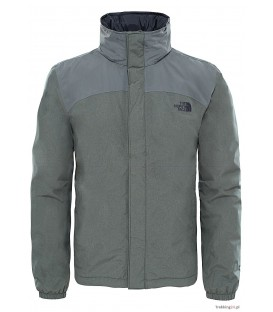 Kurtka Męska The North Face Resolve Insulated Szara A14Y0C5 The North Face