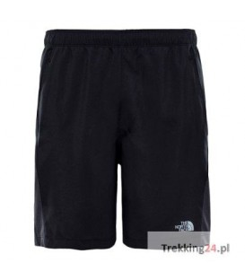 Spodenki Męskie The North Face Reactor Czarne T92V5UJK3 The North Face