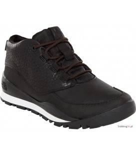 Buty Męskie The North Face Chukka Brązowe T93317KY4 The North Face