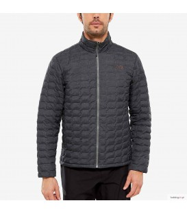 Kurtka Męska The North Face Thermoball Jacket Szara T93RXAQ2T The North Face