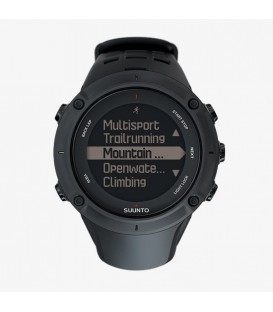 Suunto Ambit3 Peak Black Czarny