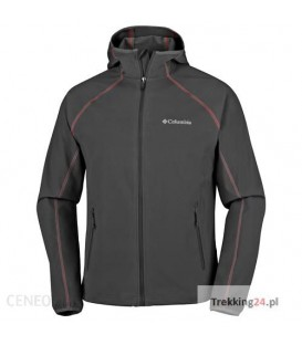 Softshell Męski Columbia Whisper Creek Szary XM6220-011 Columbia