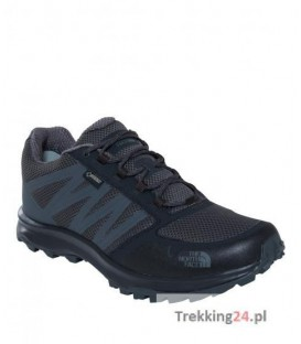 Buty Męskie The North Face Litewave Fastpack GTX Czarne T92Y8UTFW The North Face