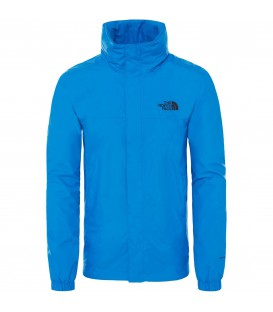 Kurtka Męska The North Face Resolve 2 Jkt Niebieska T92VD5F89 The North Face
