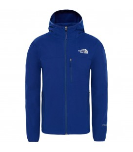 Softshell Męski The North Face Nimble HD Niebieski T92XLB409 The North Face